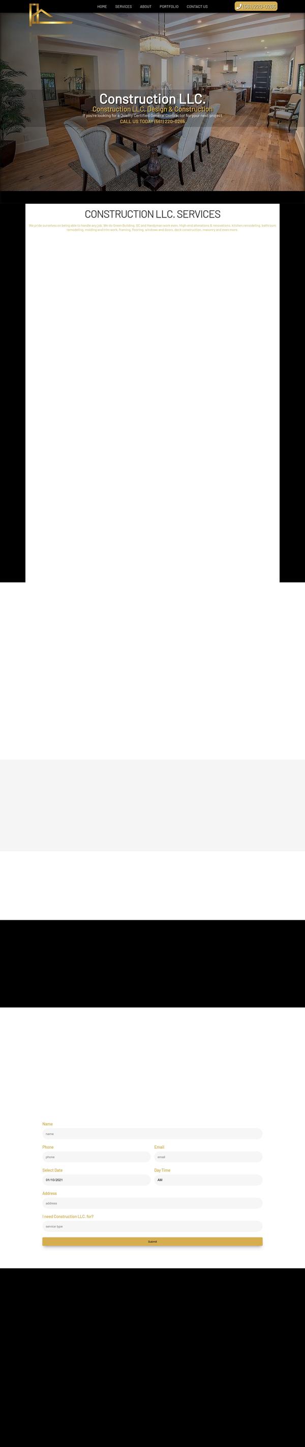 template screenshot